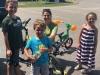 Boyne Falls Polish Festival Youth Bike Parade