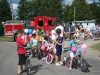 Boyne Falls Polish Festival Youth Bike Parade