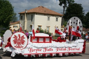 44th Annual Parade Entry Form for the 2018 Boyne Falls Polish Festival!