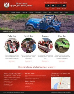 Boyne Falls Polish Festival Launches Updated Website
