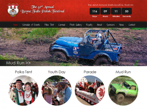 Boyne Falls Polish Festival Launches Updated Website